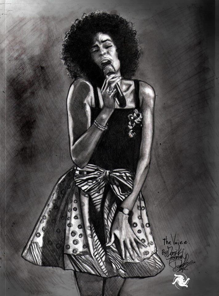 Artwork by Derrick Trotman